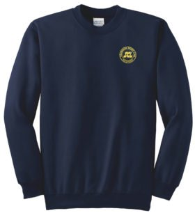 Seaboard Coast Line Railroad Crew Neck Sweatshirt [79]