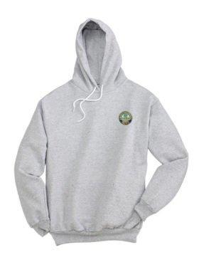 Northwesten Pacific Railroad Pullover Hoodie Sweatshirt [80]