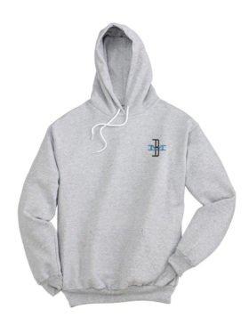 Boston and Maine McGinnis Logo Pullover Hoodie Sweatshirt [86]
