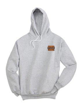 Elgin Joliet and Eastern Railway Pullover Hoodie Sweatshirt [95]