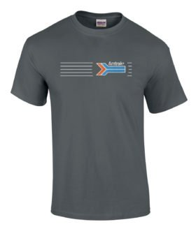 Amtrak Arrow Logo Tee Shirts [tee221]