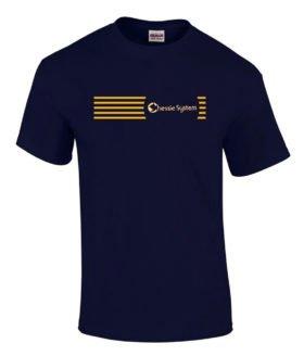 Chessie System Railroad Logo Tee Shirts [tee35]