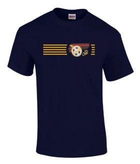 AT&SF (Santa Fe) Chief Railroad Logo Tee Shirts [tee42]