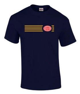 Spokane Portland and Seattle Logo Tee Shirts [tee59]