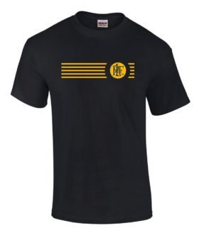 Pittsburgh and Lake Erie Railroad Embroidered Logo Tee [tee67]