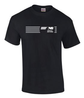 Norfolk Southern Thoroughbred Logo Tee Shirts [tee68]