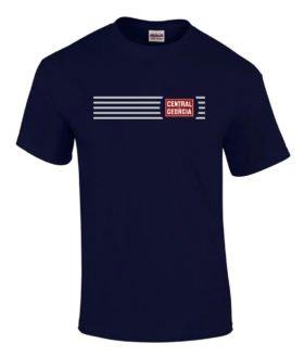 Central of Georgia Logo Tee Shirts [tee81]