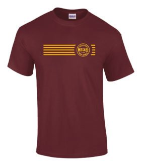 Duluth Missabe and Iron Range Railway Embroidered Logo Tee [tee89]