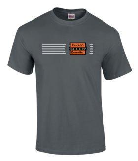 Chicago EJ E RY Logo Tee Shirts [tee95]
