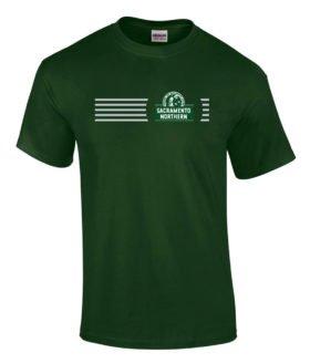 Sacramento Northern Logo Tee Shirts [tee97]