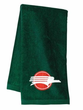 Missouri Pacific Screaming Eagle Embroidered Hand Towel [05]