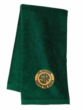 Southern Railway Embroidered Hand Towel [27]