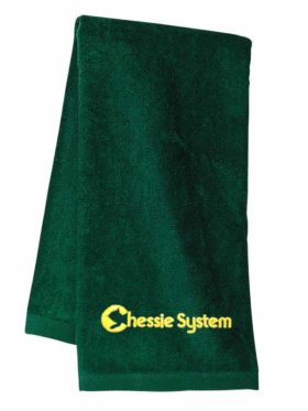 Chessie System Embroidered Hand Towel [35]