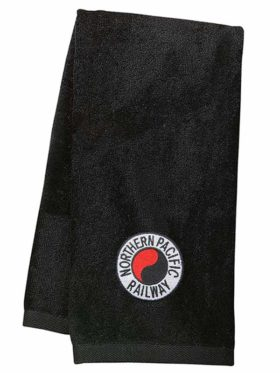 Northern Pacific Railway Embroidered Hand Towel [39]