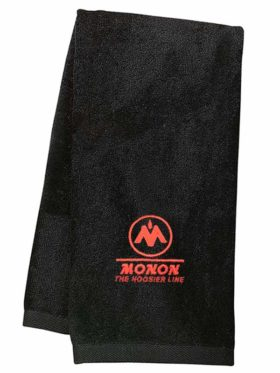 Monon Railroad Embroidered Hand Towel [56]