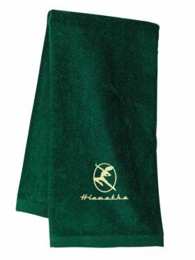 Milwaukee Hiawatha Embroidered Hand Towel [72]