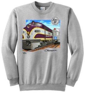 ACL Champions Railroad Sweatshirt