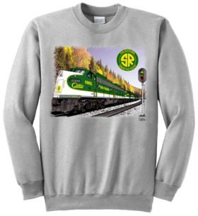Southern Railway Crescent Limited Sweatshirt