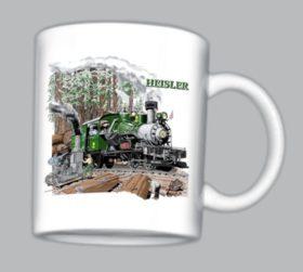 Heisler Locomotive Mug(mug132)