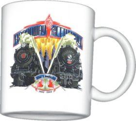 Pennsylvania RR Broadway/20th Centrury Limiteds Mug(mug135)