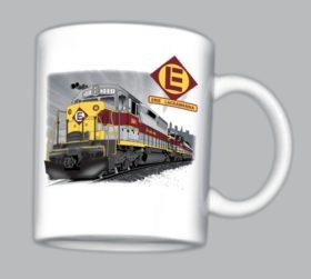 Erie Lackawanna SDP45 Mug (mug2)