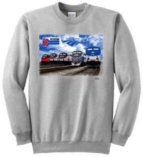 Amtrak Heritage Sweatshirt