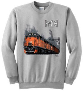 Bessemer and Lake Erie Sweatshirt