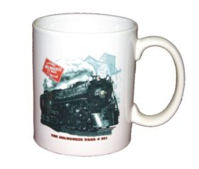 Milwaukee 261 4-8-4 Mug