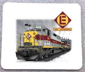 Erie Lackawanna Mousepad (2m)