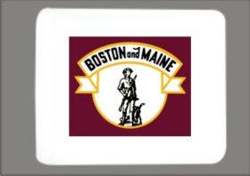 Boston and Maine Mousepad (B&M)