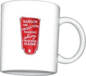 BAR Red Mug