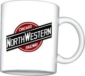 C&NW Logo Mug