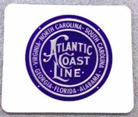 Atlantic Coast Line Logo Mousepad (ACL)