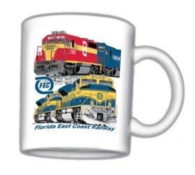 Florida East Coast Mug