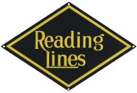 Reading Aluminum Sign