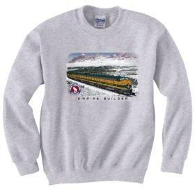 Great Northern Empire Builder  Sweatshirt  [10112]