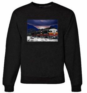 Black Widows onThe Overland  Sweatshirt [16]