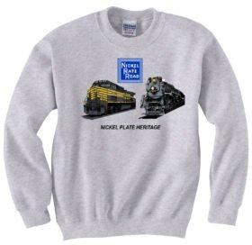 Nickel Plate Heritage  Sweatshirt [93]
