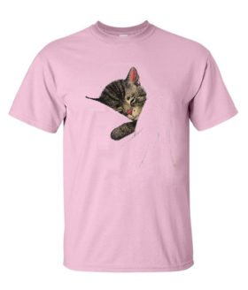 Chessie the Sleeping Kitten Authentic Railroad T-Shirt [20019]
