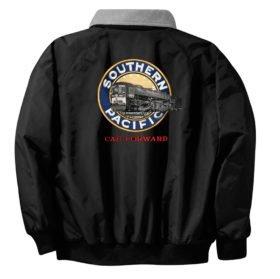 Cab Forward Locomotive Jackets